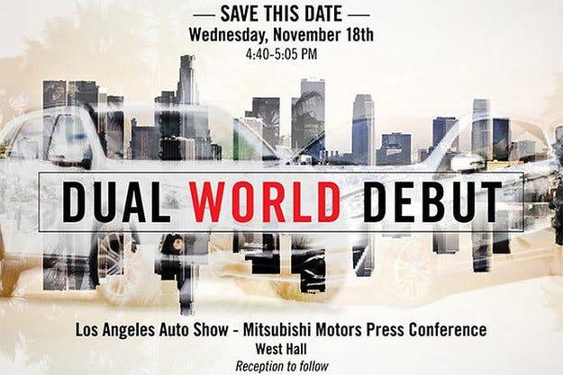 Известна е датата на премиерата на новия Mitsubishi ASX
