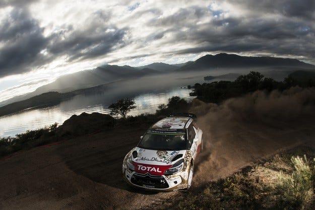 Китай се връща във WRC