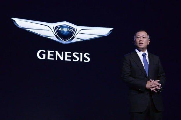 Hyundai ще обособи Genesis като самостоятелна марка