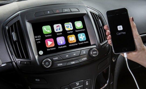 Opel Insignia с най-нови инфоразвлекателни системи