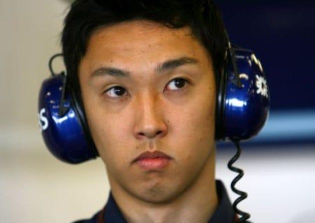 Williams номинира Накаджима за сезон 2008