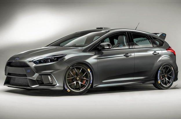 Ford  превръща Focus в най-бързия хечбек в света