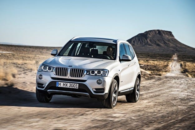 BMW X3 ще бъде произвеждан в завода в Южна Африка