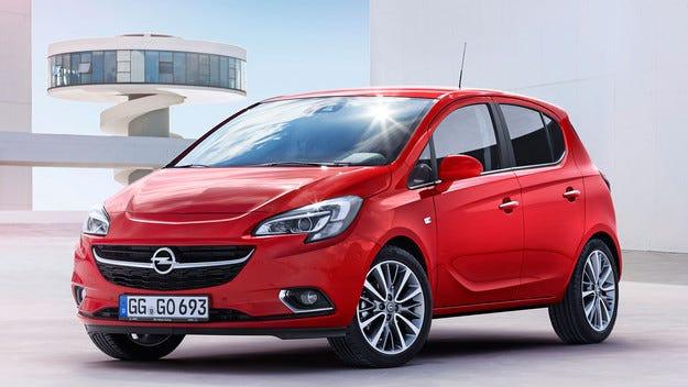 Opel Corsa предлага пълно инфоразвлекателно оборудване