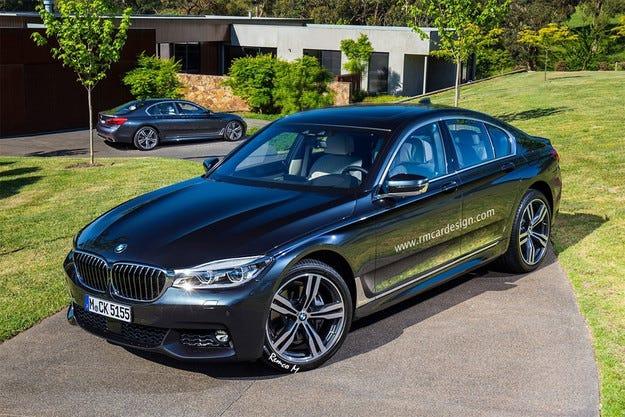 Известна е датата на премиерата на новото BMW Серия 5