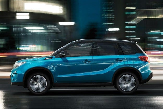 Suzuki  бележи значителен ръст на продажбите у нас
