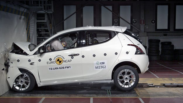 Kia Sportage, Jaguar XF и BMW X1 отличници пред Euro NCAP