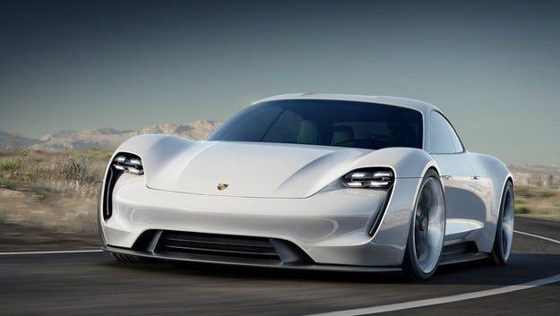 Електрическият Porsche Mission E става сериен през 2020