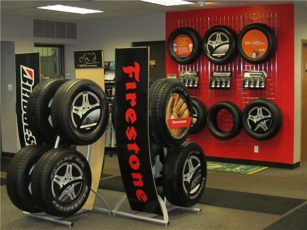Firestone представя нови гуми със смесено предназначение