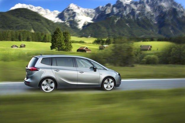 Opel започва офанзива за намаляване разхода на гориво