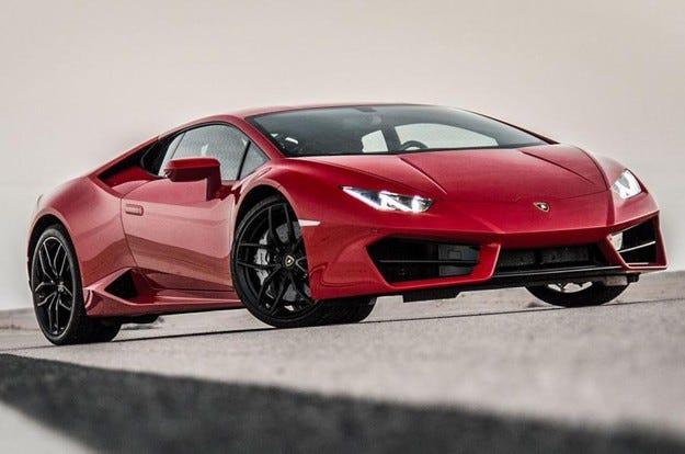 Lamborghini ще разшири моделната линия на Huracan