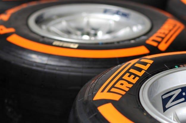 Pirelli избра гумите за първите три старта