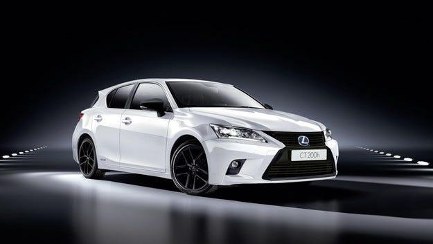Следващият Lexus CT 200h ще се появи през 2017 г.