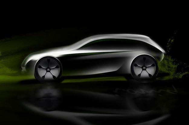 Hyundai ще разработи нов водороден кросоувър