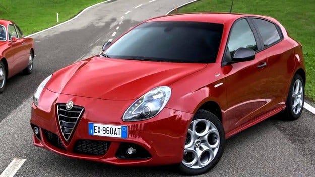 Новият хечбек Alfa Romeo Giulietta ще се появи през 2017 г.