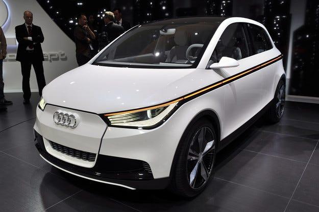 Audi разработва най-достъпния си автомобил