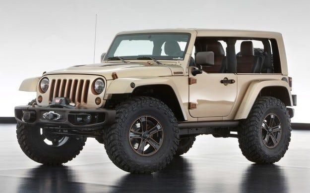 Ще превърнат кросоувъра Jeep Wrangler в пикап