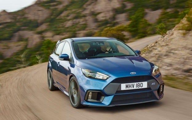 Ford започна серийно производство на новия Focus RS