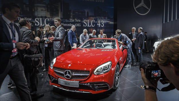 Моделите AMG Sport отиват в гамата на Mercedes-AMG