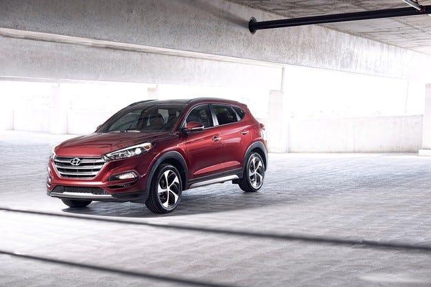 Tucson спечели конкурса Най-добри автомобили в САЩ