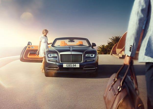 Китай смъкна общите продажби на Rolls-Royce през 2015