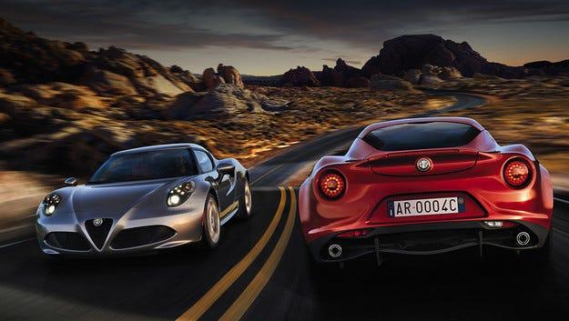 Експанзията на марката Alfa Romeo се отлага с две години