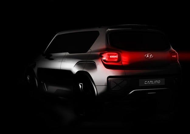 Carlino на Hyundai Motor дебютира на Auto Expo в Делхи