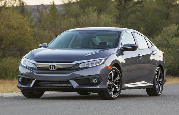 Спряха продажбите на Honda Civic с 2,0-литров двигател