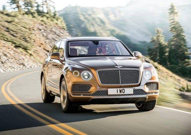 Bentley потвърждава разработване на Bentayga купе