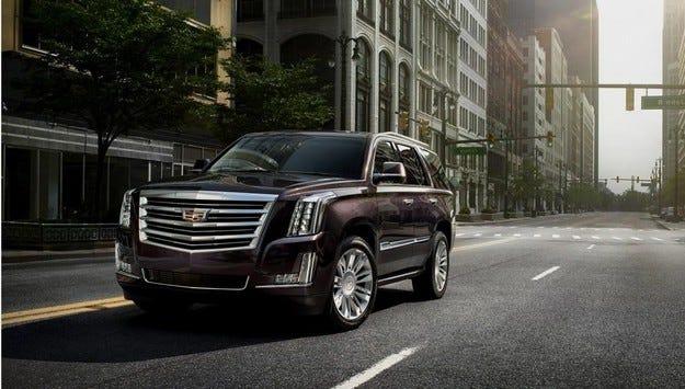 От Cadillac разказаха подробности за новия Escalade