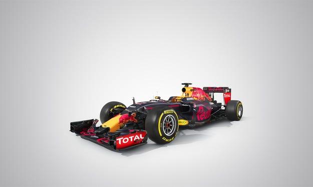Red Bull RB12: Теория на еволюцията