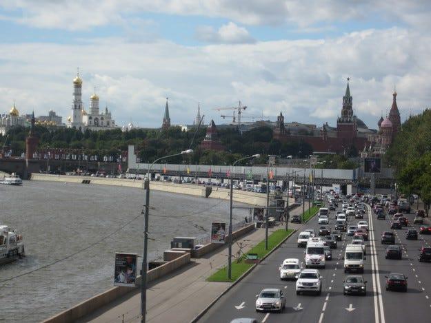 Кои са най-продаваните коли в Москва през януари