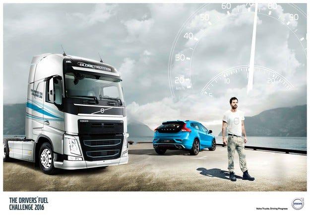 Търси се най-икономичният шофьор на камион в България