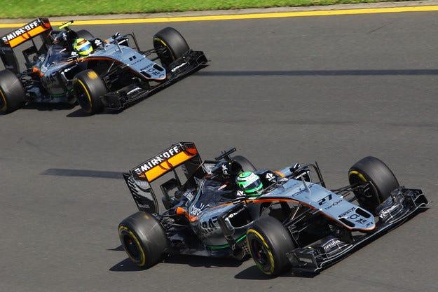 Force India е против връщането на старата квалификация