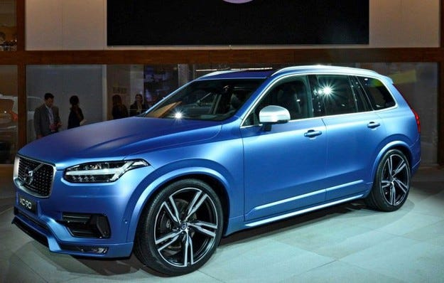 Продажбите на Volvo в САЩ и Китай скочиха с 12%