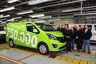 750 000-ят Opel Vivaro слезе от поточната линия
