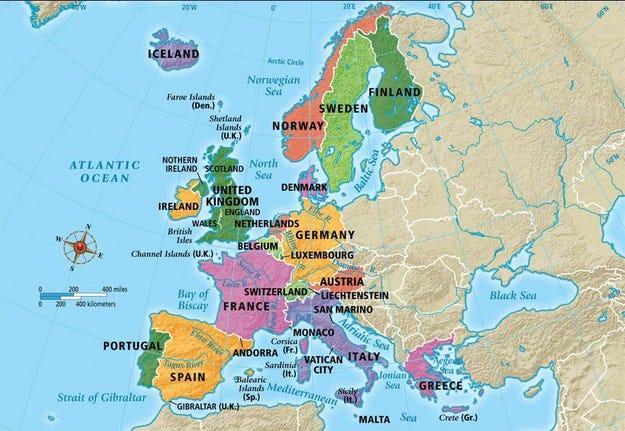Продажбите в Западна Европа през март скочиха с 5%