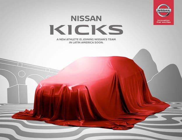 Nissan обяви датата на премиерата на кросоувъра Kicks