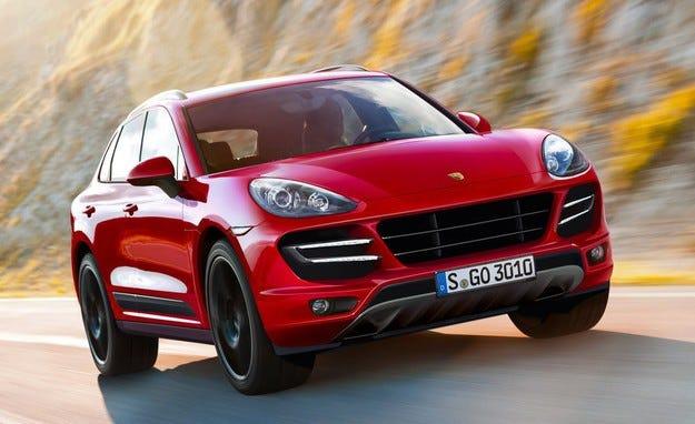 Успешен старт за Porsche: 10% ръст на продажбите