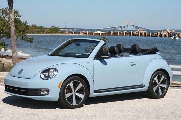 Volkswagen планира да спре производството на Beetle