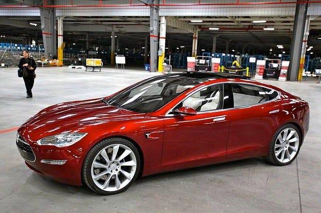 Fiat може да разработи конкурент на Tesla Model 3