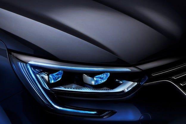 Пуснаха видео на наследника на кросоувъра Renault Koleos