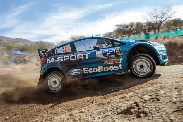 M-Sport очаква повече скорост в Аржентина