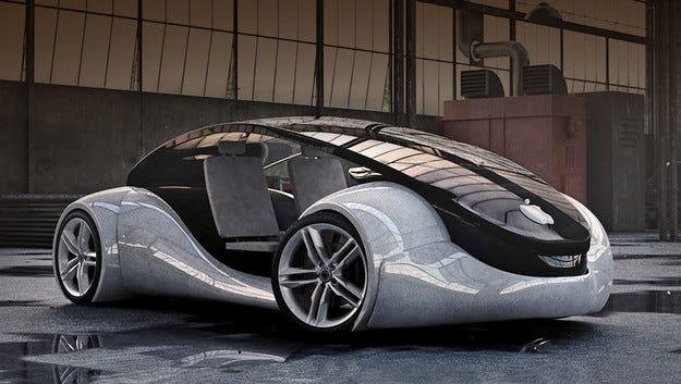 Magna Steyr ще произвежда автомобилите на Apple