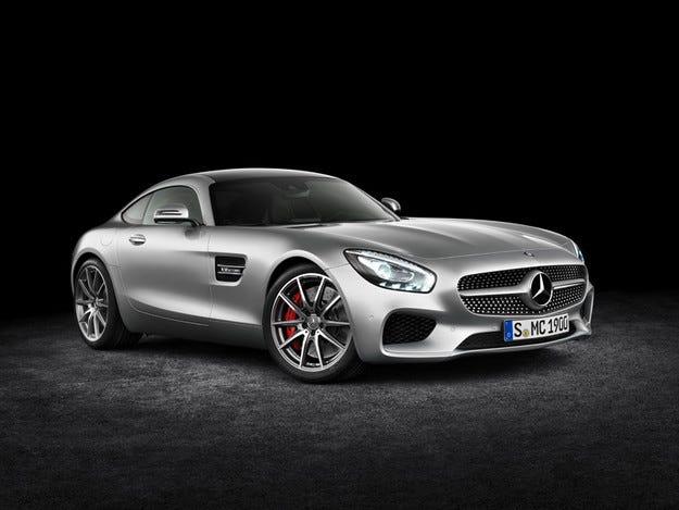 Mercedes-AMG планира да създаде хибридна суперкола