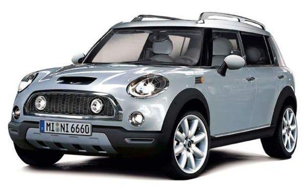 MINI SUV ще бъде монтиран в Австрия