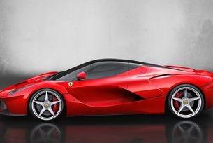 В скоро време Ferrari ще създадат spider версия на LaFerrari