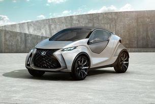 Японският Lexus подготвя нов хибриден кросоувър