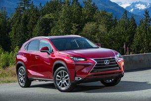 Lexus отбелязва рекордни продажби за полугодието
