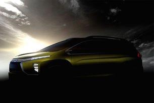 Mitsubishi показва прототип на новия си кросоувър